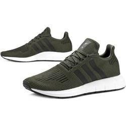 b0a6657e277d7 Zielone buty sportowe męskie adidas, lato 2019 w Domodi