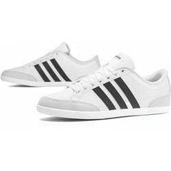 0e276b69 Trampki męskie Adidas sportowe ze skóry sznurowane