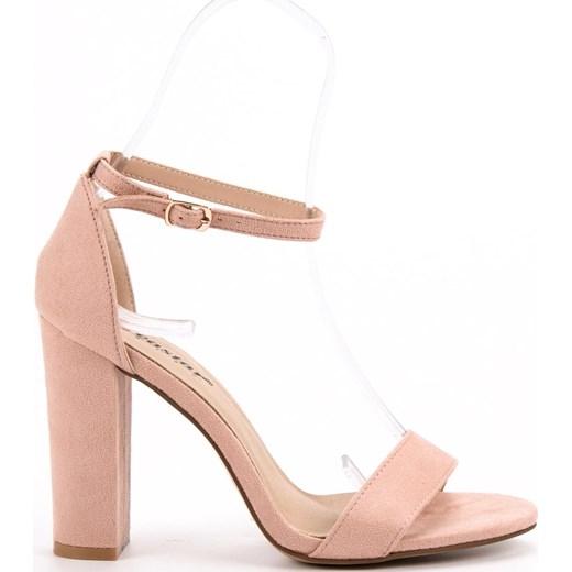 piękny Sandały damskie Buty Seastar z klamrą na wysokim