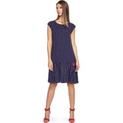 d106b3da78 Sukienka L af z okrągłym dekoltem