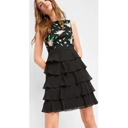 c99139a86fcc Sukienka ORSAY midi na sylwestra bez rękawów