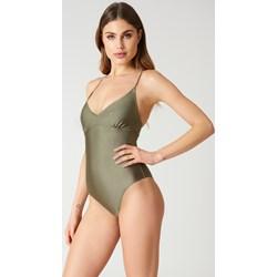 aecec9b8717c Zielony strój kąpielowy Na-kd Swimwear