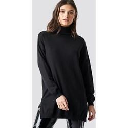 6c158802 Sweter damski Na-kd Trend czarny