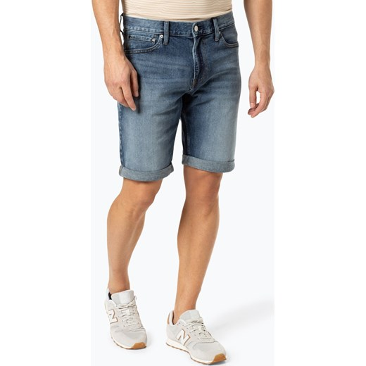 Calvin Klein Jeans Szorty jeansowe w Domodi