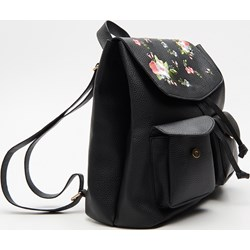 aaa7f86d81acf Czarne plecaki
