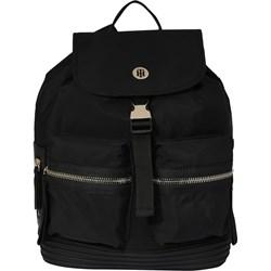 ae8babc472ed6 Czarne torby i plecaki tommy hilfiger