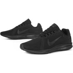 aef2bdad Adidas. Buty sportowe damskie Nike downshifter bez wzorów na wiosnę wiązane