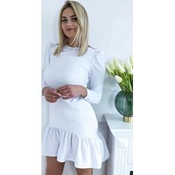 8755030916 Sukienki mini butik latika długi rękaw
