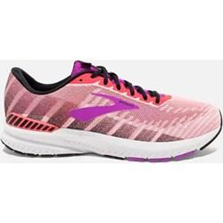 009cedbb Buty sportowe damskie Brooks dla biegaczy płaskie sznurowane z gumy