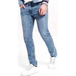 6c95b806 Jeansy męskie Top Secret niebieskie