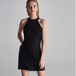 13cd84cb11 Sukienka Sinsay dopasowana bez rękawów
