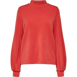 405ac677fd Czerwona bluza damska Selected Femme dresowa