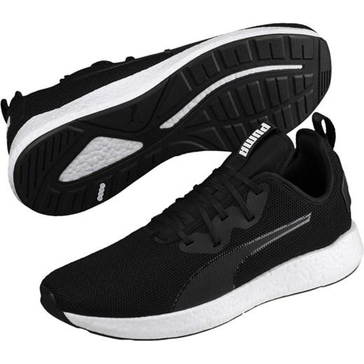 Buty sportowe męskie Puma sznurowane Buty Męskie TO czarny
