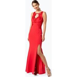 61979ba705 Sukienka czerwona Suddenly Princess karnawałowa maxi