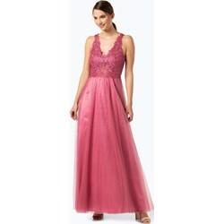 412d7dcc3f Sukienka Suddenly Princess na bal trapezowa różowa bez rękawów na karnawał