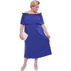 765282d7 Sukienka Modne Duże Rozmiary
