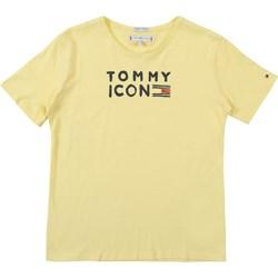 6b008849feced Bluzka dziewczęca Tommy Hilfiger z nadrukami