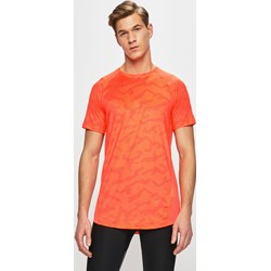 1f8fad33d Koszulka sportowa Under Armour jesienna z dzianiny bez wzorów