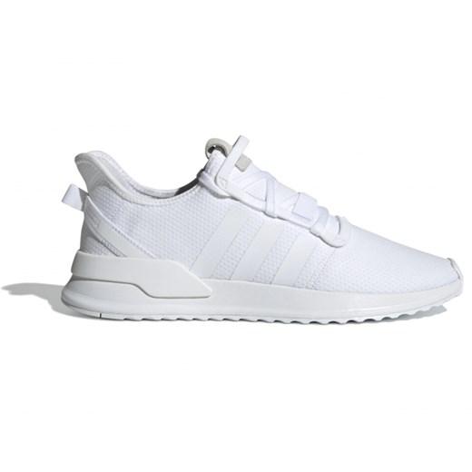 Buty sportowe męskie Adidas białe Buty Męskie OE biały Buty
