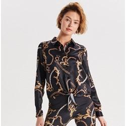 0a266fc19d6be Czarne koszule damskie