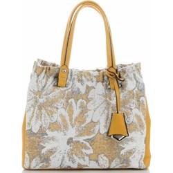 8379ca6b7bd37 Shopper bag David Jones ze skóry ekologicznej