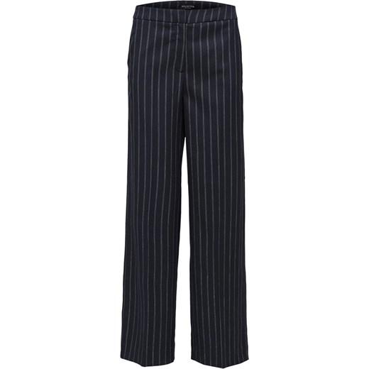 963885ed62894f Spodnie damskie Selected Femme w Domodi