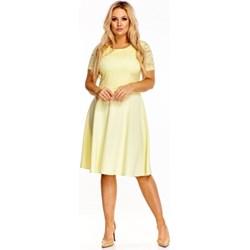 e528f896 Sukienka Roxana elegancka