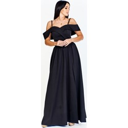 124adfd242 Sukienka Keyla maxi na karnawał elegancka