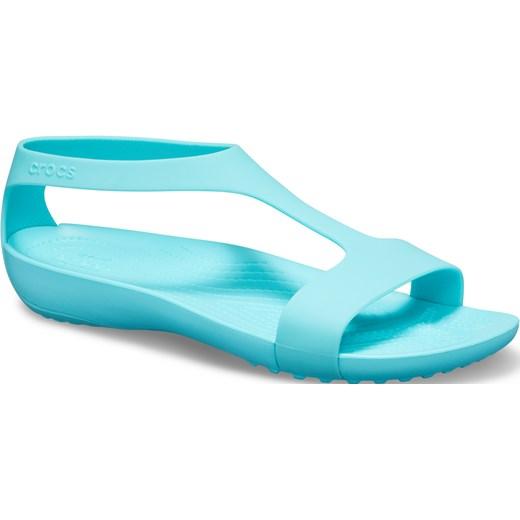 sandały gumowe crocs