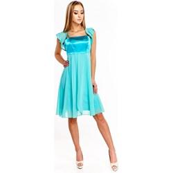 b96975a4f1856a Miętowe sukienki, lato 2019 w Domodi