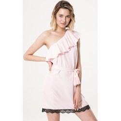 e58798ba55 Sukienka Born2be mini asymetryczna