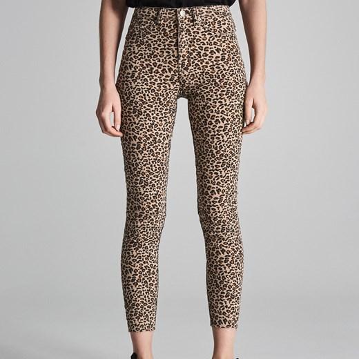 2979d155f076cb Spodnie damskie Sinsay w miejskim stylu w Domodi