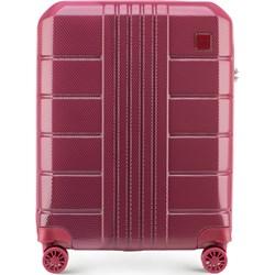 2dcfbaec03b6c Czerwone walizki wittchen, wyprzedaż, lato 2019 w Domodi