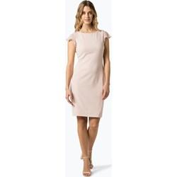 661acfb6370b Sukienka Vera Mont Collection z okrągłym dekoltem midi