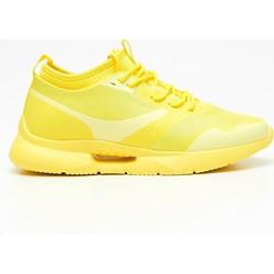 d2597801a9ea Buty sportowe damskie Cropp sneakersy młodzieżowe sznurowane płaskie bez  wzorów