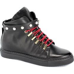 409bec2d1d9a Sneakersy damskie Carinii gładkie