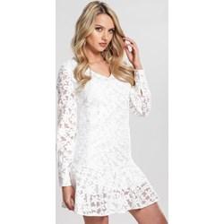 a11551f63e Sukienka Renee mini z długim rękawem