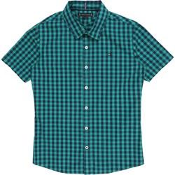 cf56c56f08dc4 Koszula chłopięca Tommy Hilfiger bawełniana