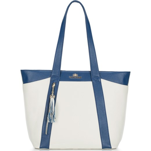 1164c2e354c59 Wittchen shopper bag duża skórzana elegancka w Domodi