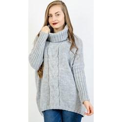 e88e5aaf86 Szare swetry damskie olika.com.pl