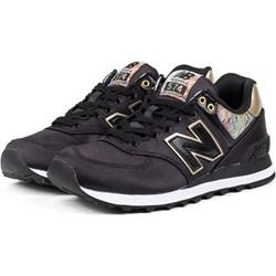 6f579dfe87d6f2 Buty sportowe damskie New Balance sneakersy new 575 płaskie gładkie