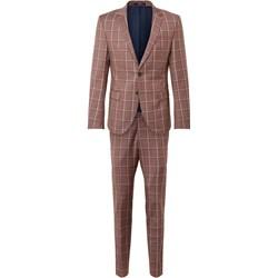 41804e0014dd0 Brązowe garnitury męskie, lato 2019 w Domodi