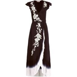 663552a6d1 Sukienka Twinset balowe wielokolorowa na sylwestra w kwiaty