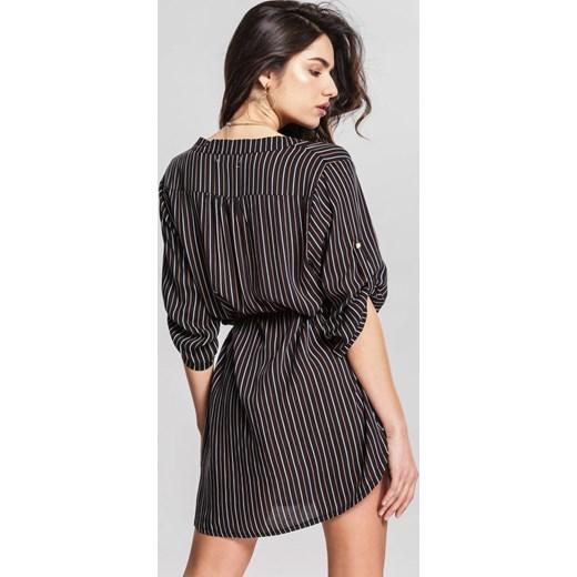 e39f905c5f Czarna Sukienka Package Renee odzież w Domodi