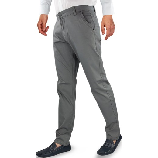 najlepszy Spodnie męskie Odzież Męska GN Spodnie męskie DWDH