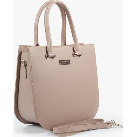 bafa82ebcfc8a ... Shopper bag Oleksy elegancka skórzana ...