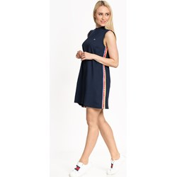 5a63d61b2f Sukienka Tommy Jeans na spacer prosta