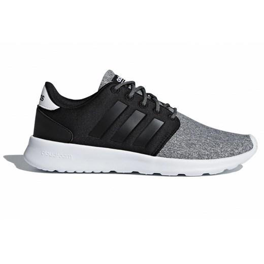 Buty sportowe damskie Adidas cloudfoam płaskie wiosenne