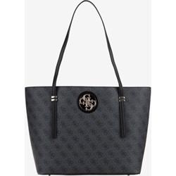 67d5b2c280370 Shopper bag Guess elegancka duża