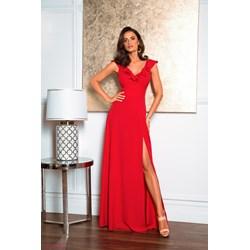 54a8b3583c21ea Warsaw Dress sukienka na karnawał bez wzorów